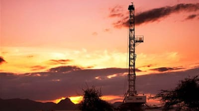 British firm Tullow announced its first oil discovery in Kenya, saying it was found in the north of the country [Reuters]