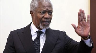 Syria agrees to Annan's peace plan deadline