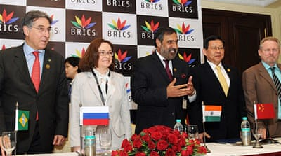 BRICS summit to explore creation of bank