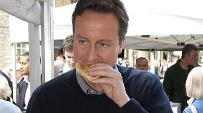 'Pasty tax' row heats up for British PM