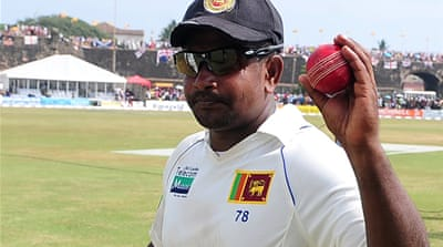 Sri Lanka wrap up win over England