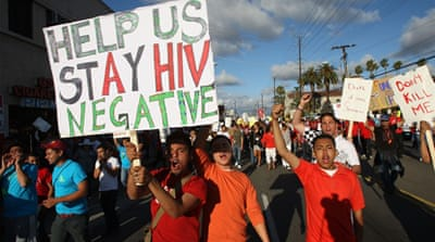AIDS 'could be eliminated in our lifetime'