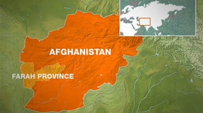 Deaths in western Afghanistan gun battle