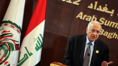 Syria crisis dominates Arab summit in Iraq