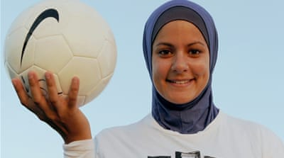 FIFA approve goal-line technology and hijab