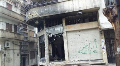 Q&A: One activist's journey home to Homs