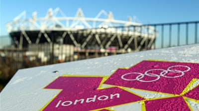 100 days and London ready for Games