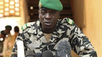 Regional bloc rejects Mali coup leader appeal