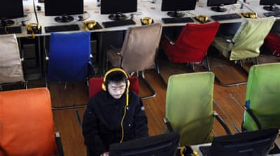Hundreds of millions of Chinese people use social media websites, despite strict censorship. [Reuters]