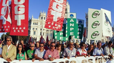 How deep will austerity measures cut Spain?