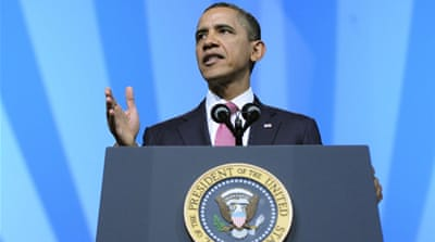 Obama warns of 'loose talk of war' over Iran