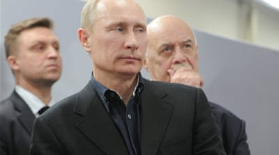Russian vote 'skewed in Putin's favour'
