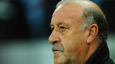 Vicente del Bosque calls for tolerance