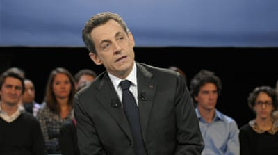 Sarkozy says 'too many foreigners' in France