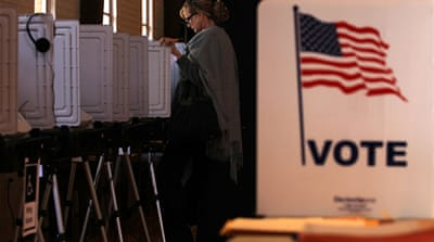 Are US minorities being denied voting rights?