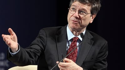 US economist eyes World Bank presidency