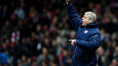 Three-match ban for Wenger