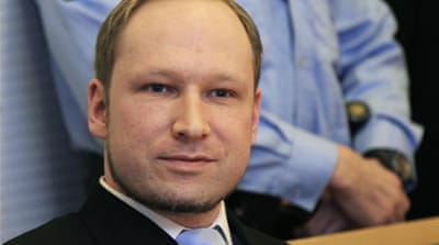 Norway killer Breivik formally charged