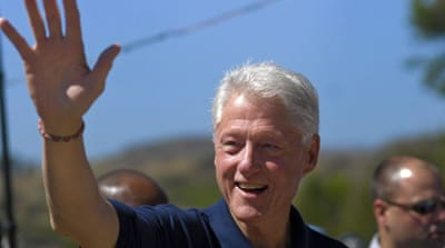 Clinton: UN soldier brought cholera to Haiti