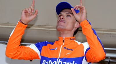 Sanchez beats Voigt to Paris-Nice stage win