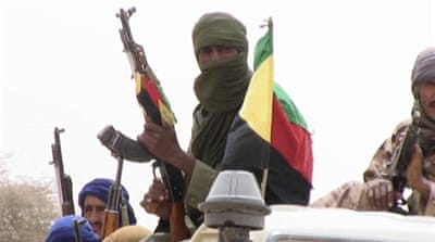 Tuareg determined to hold onto homeland