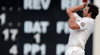 Bowlers steer Australian charge