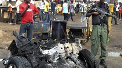 Yvonne Ndege reports on the Easter Sunday suicide bombing in Kaduna that killed dozens of people