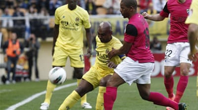 Villarreal increase survival chances
