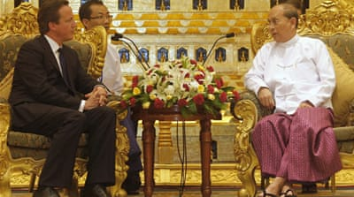 President Thein Sein has surprised observers with a series of reforms since taking office in 2011 [Reuters]