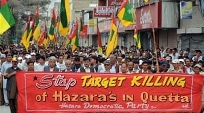 Pakistan's Hazara under attack