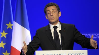 For the sake of Europe, Sarkozy must stand down