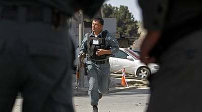 The Taliban said they and other armed groups were behind the co-ordinated attacks across the country [Reuters]