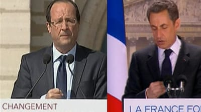Many French voters still undecided
