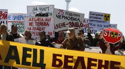 The cancellation of a nuclear plant in Bulgaria is another blow to European nuclear energy plans [REUTERS]
