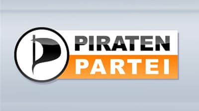 The Pirate Party is likely to do well in German national elections [Creative Commons]