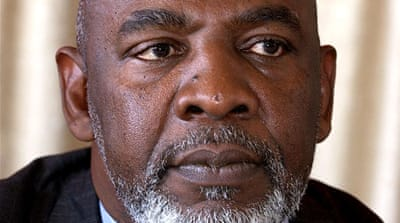 Cheick Modibo Diarra was appointed prime minister of Mali in April 2012 [AFP]
