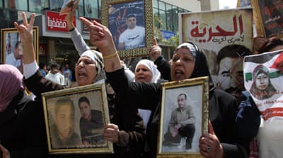 Two Palestinian prisoners have been refusing food for 50 days [Reuters]