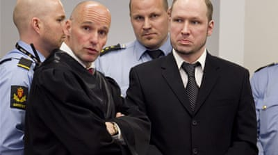 Norway's Breivik demands acquittal or death