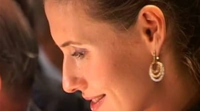 UN wives appeal to Asma al-Assad