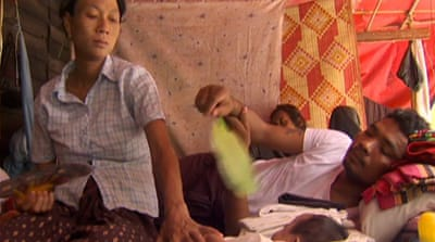Plight of Myanmar HIV/AIDS patients exposed
