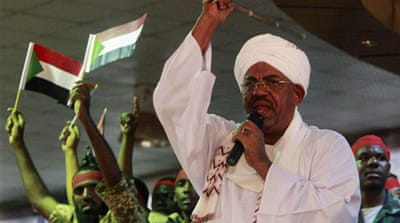 Bashir threatens South Sudan's ruling party