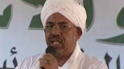 Bashir said he would continue communication with all political and social powers without excluding anyone [Al Jazeera]
