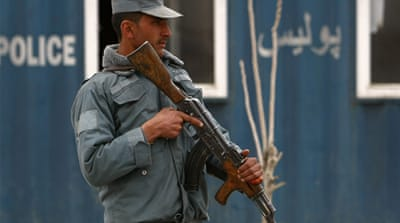 Afghan forces have been praised for quelling recent attacks, but the intelligence agency has been criticised [Reuters]