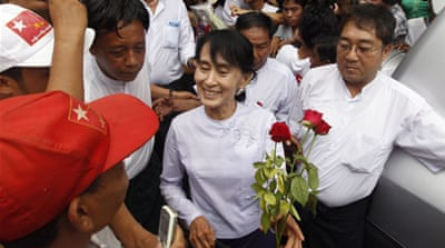 Myanmar's pockmarked road to democracy