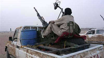 Tuareg rebels ready for Mali talks