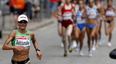 Marathon champ loses doping appeal