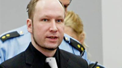 Norway mass killer says he was a nice person