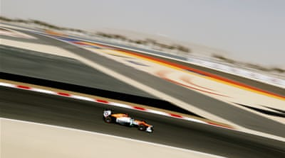 Can Formula One unite Bahrain?