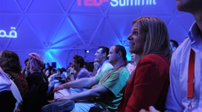 The Doha meeting was a celebration of three years of TEDx events [James Duncan Davidson]