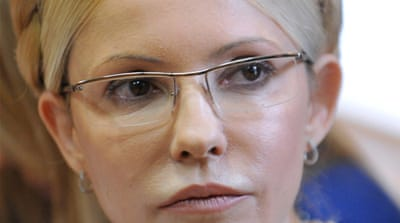 Ukraine court rejects Tymoshenko appeal